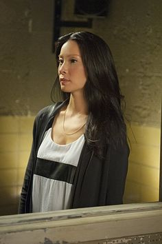 Still of Lucy Liu in Elementary