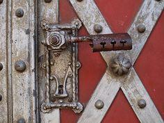 czech door handle by mararie, via Flickr