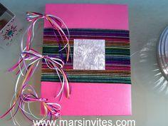 en invitaciones te regalamos un bonito libro de bodas personalizado.*