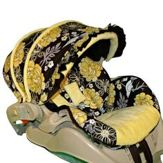 Custom Replacement Baby Car Seat Cover  Graco Snugride 22- Peonie-. $85.00, via Etsy.