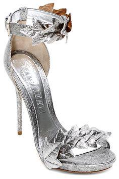 Alexander McQueen - Women's Shoes - 2014 Fall-Winter