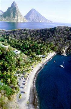 ST Vincent Island