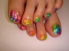 Rockstar Toes