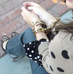 My Fancy Pants...I love accessories..