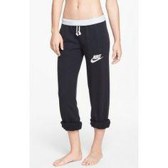 Elegant    For Nike  NIKE Women DRIFIT SW Rival Capri Pants