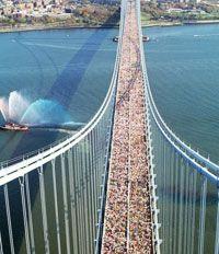 NYC marathon, why not! Gotta aim high right?