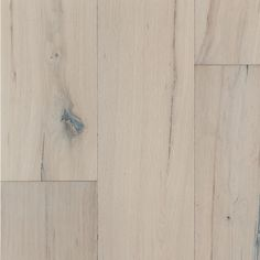Another great wide plank floor with a more matte finish and a raw wood look.