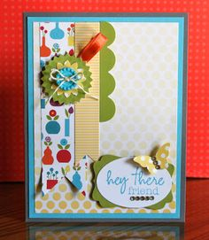 Stampin' Up! My Paper Pumpkin Welcome kit Love!!!