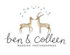 Ben & Colleen Photographers logotype by Julianna Swaney