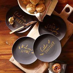 Shanna Murray Salad Plates