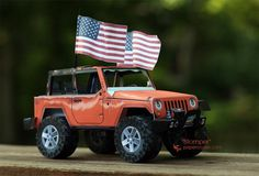 New model coming soon: a Jeep Rubicon JK tornado survivor called the Stomper | papercruiser.com