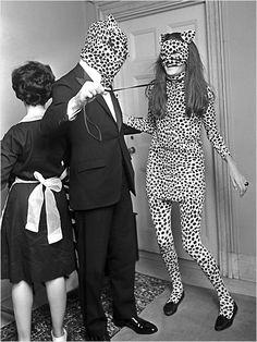 Leopard People, 1966, Larry C. Morris  #halloweencostume maybe