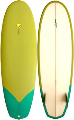 ohhhh pretty & double fin.   Kookbox DT Twin Surfboard