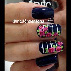 madahsantana #nail #nails #nailart