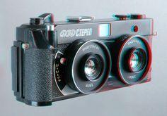 stereoscop camera, digit camera, camera obsess, camera lens, photographi equip, retro stereoscop, digital cameras, camera tool, camera porn
