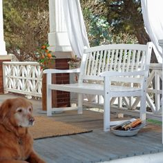 Porch inspiration.