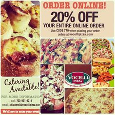 3 verified Vocelli Pizza coupons and promo codes as of Dec 2. Popular now: Check Out Locations & Offers Section Today!. Trust starke.ga for Pizza savings.