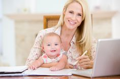 STAY AT HOME JOBS FOR MOM