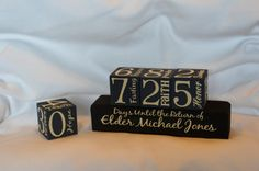 Countdown the days until your missionary returns with missionary countdown blocks! Each number has a different missionary-themed word in a missionari mom, block vinyl, missionari countdown