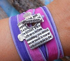 Inspirational Jewelry Gift Inspirational Gift for by HappyGoLicky, $55.00