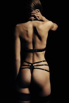 Luna Mae London Couture Lingerie ~ Photographer: Richard Bernardin ~ Model: Marlijn Hoek