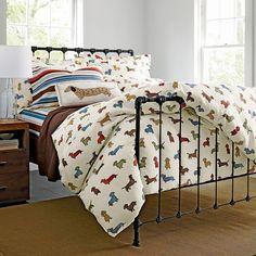 Dachshund flannel sheets weenie dogs, wiener dog, dachshund, duvet covers, bed, dog runs, weiner dogs, guest rooms, kid