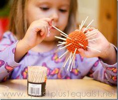 Toothpick Creations #spielgaben