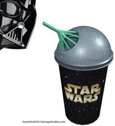star wars glass