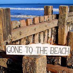 ahh, the beach