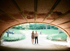 NYC Engagement by Marta Locklear