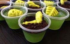 Z is for: Zombie Jello Shots {guest post}
