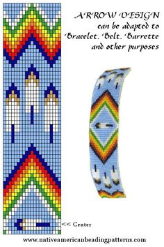 Bead pattern for loom I need to make.
