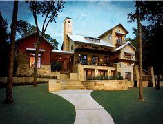 texas style house. Wow!