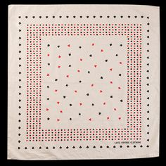 UNIONMADE - Levi's Vintage Clothing - Bandana in Red Pattern