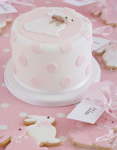 peggy porschen cakes | Peggy Porschen baby shower rabbit cake - Here Comes Baby Blog UK
