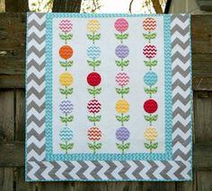 free quilt pattern at Riley Blake