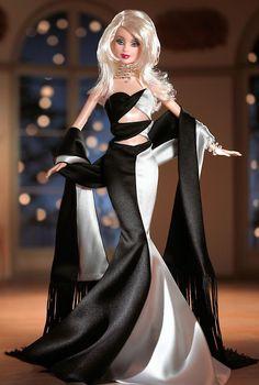 Oh, I LOVE my barbie dolls