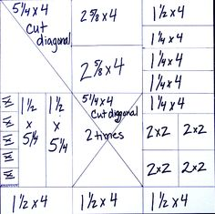 great one sheet wonder template