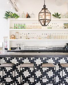Step inside the stunning interiors of LA's Gracias Madre.