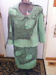 Zombie Costume Size 14 with Zombie Clutch for by saladbat on Etsy, $65.00