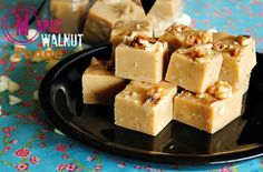 Maple Walnut Fudge by @Suzanne, with a Z, with a Z. | You MadeThat?