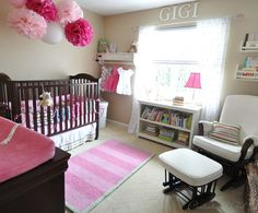 small room nursery