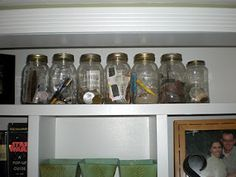 Vacation Memories in a Jar!
