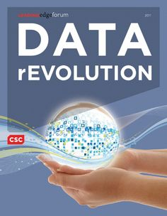 The Data rEvolution Report explains how data analysis can enable companies to succeed through looking ahead, anticipating and planning.