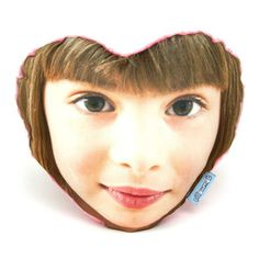 Your Face Captured On A Cushion
