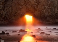 arch, portal, natur, landscape photography, beach, place, light, photographi, dmitri fomin
