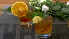 the chew | Recipe  | Clinton Kelly's Old Fashioned