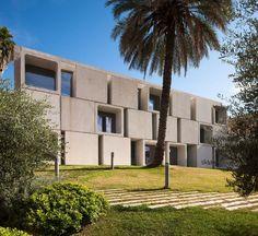 Antonio Gala Library / Francisco López + Gudula Rudolf