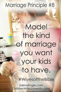Marriage Principle #8