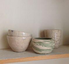 Lucile Demory ceramics.